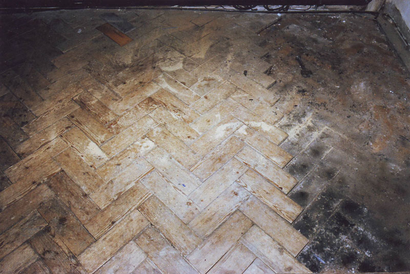 Parquet Floor: Fix Loose Parquet Floor